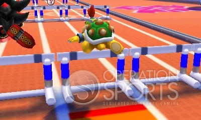 Mario & Sonic at the 2012 London Olympics Screenshot #4 for Wii