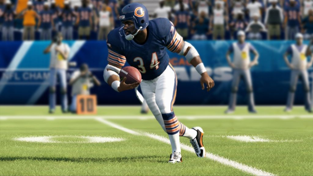 Madden nfl 13 screenshot 131 for ps3 operation sports - Walter payton madden 15 ...