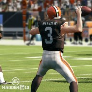 Madden NFL 13 screenshot #135 for PS3 - Click to view