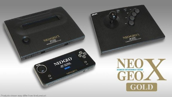 NEOGEO X GOLD Entertainment System Screenshot #1 for Other