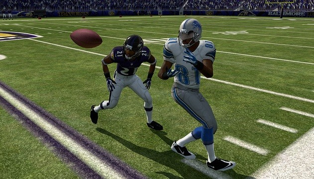 Madden NFL 13 Screenshot #2 for PS Vita