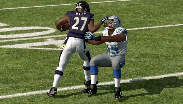Madden NFL 13 Screenshot #3 for PS Vita