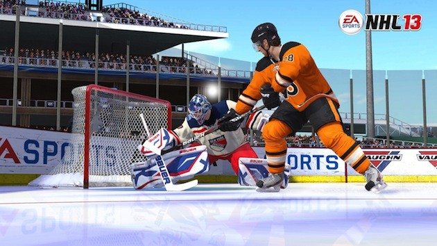 NHL 13 Screenshot #160 for PS3