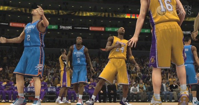 NBA 2K13 Screenshot #50 for Xbox 360
