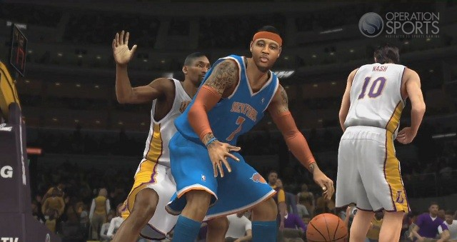 NBA 2K13 Screenshot #52 for Xbox 360