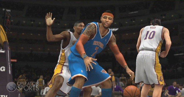 NBA 2K13 Screenshot #20 for PS3