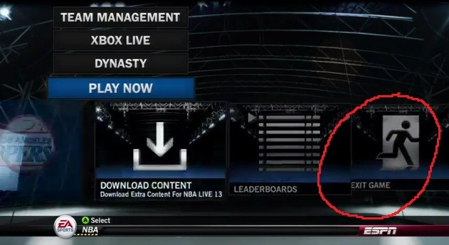 NBA Live 13 Screenshot #9 for Xbox 360