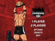 Pro Wrestling X: Uprising screenshot #2 for PC - Click to view