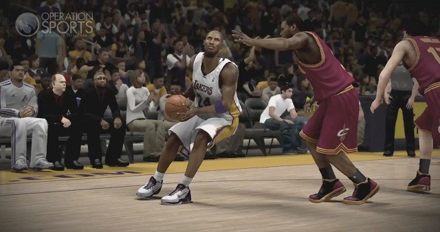 NBA 2K13 Screenshot #88 for Xbox 360