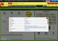 Football Manager 2013 screenshot gallery - Click to view