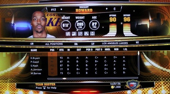 NBA 2K13 Screenshot #121 for Xbox 360