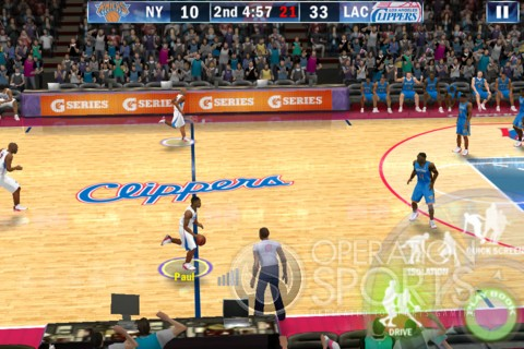 NBA 2K13 Screenshot #11 for iOS