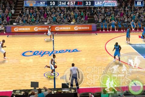 NBA 2K13 Screenshot #11 for iOS