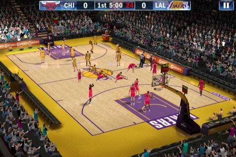 NBA 2K13 Screenshot #12 for iOS