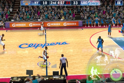 NBA 2K13 Screenshot #13 for iOS