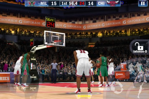 NBA 2K13 Screenshot #14 for iOS
