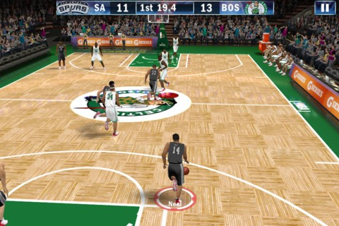 NBA 2K13 Screenshot #15 for iOS