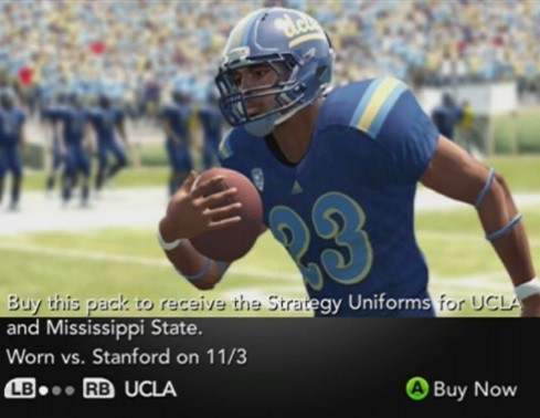 NCAA Football 13 Screenshot #324 for Xbox 360