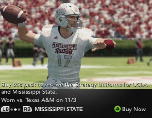 NCAA Football 13 Screenshot #325 for Xbox 360