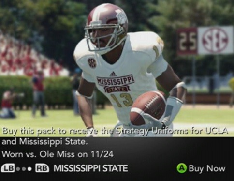 NCAA Football 13 Screenshot #326 for Xbox 360