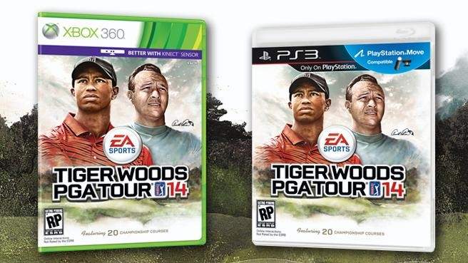 Tiger Woods PGA TOUR 14 Screenshot #7 for Xbox 360