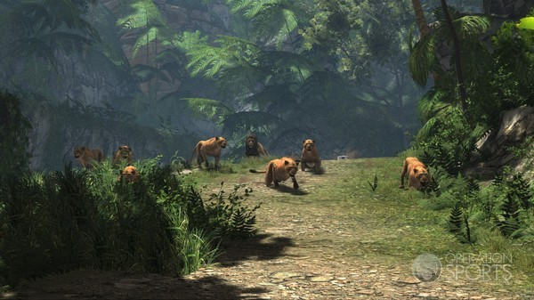Cabela's Dangerous Hunts 2013 Screenshot #1 for Xbox 360, PS3, Wii