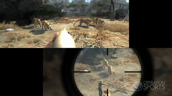 Cabela's Dangerous Hunts 2013 Screenshot #2 for Xbox 360, PS3, Wii