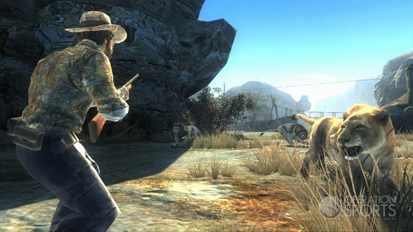 Cabela's Dangerous Hunts 2013 Screenshot #4 for Xbox 360, PS3, Wii