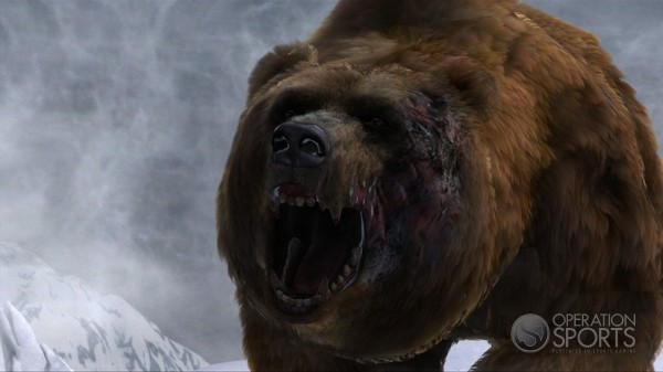 Cabela's Dangerous Hunts 2013 Screenshot #5 for Xbox 360, PS3, Wii