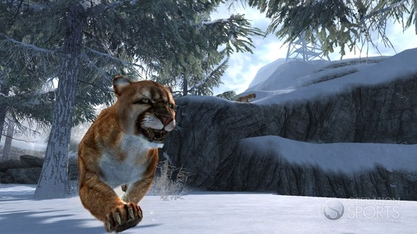 Cabela's Dangerous Hunts 2013 Screenshot #10 for Xbox 360, PS3, Wii