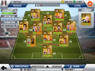 FIFA Soccer 13 screenshot #17 for iOS - Click to view