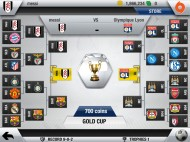 FIFA Soccer 13 screenshot #20 for iOS - Click to view