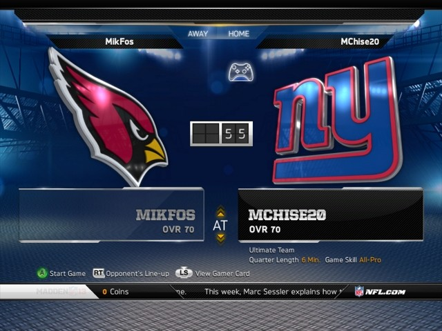 Madden NFL 13 Screenshot #257 for Xbox 360