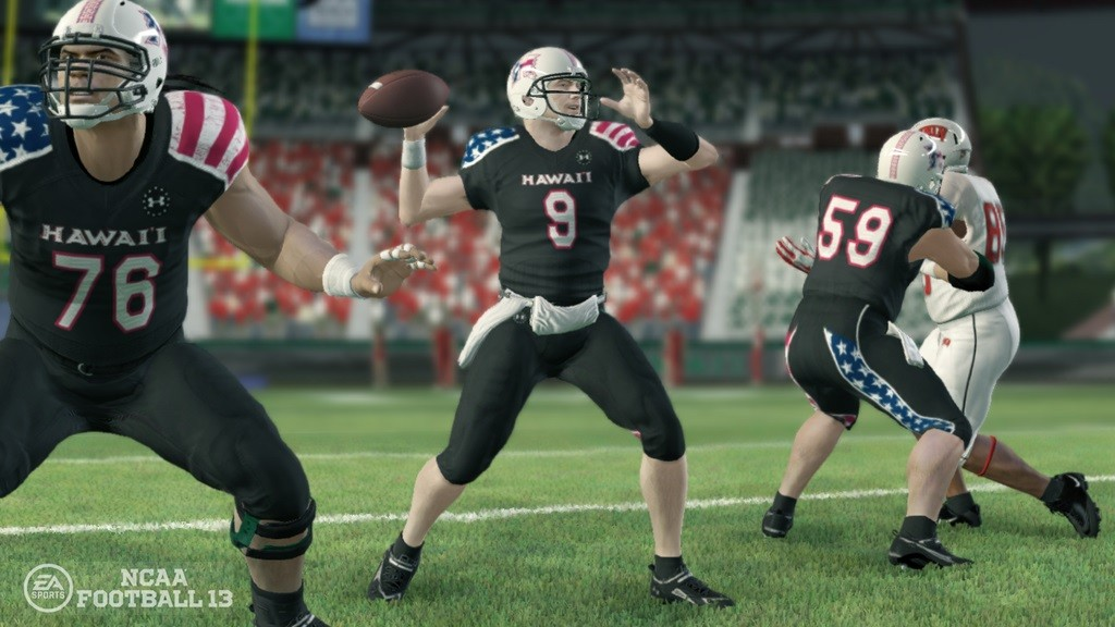 14ced7265 NCAA Football 13 Screenshot  329 for Xbox 360 - Operation Sports