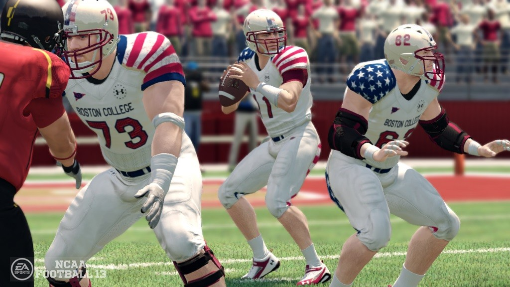0576d3c18 NCAA Football 13 Screenshot  330 for Xbox 360 - Operation Sports