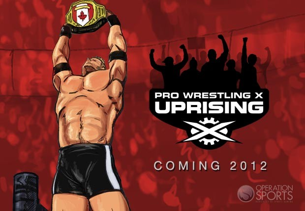 Pro Wrestling X: Uprising Screenshot #6 for PC