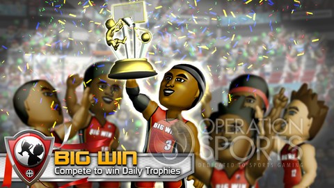Big Win Basketball Screenshot #2 for iOS