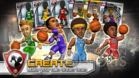 Big Win Basketball Screenshot #3 for iOS