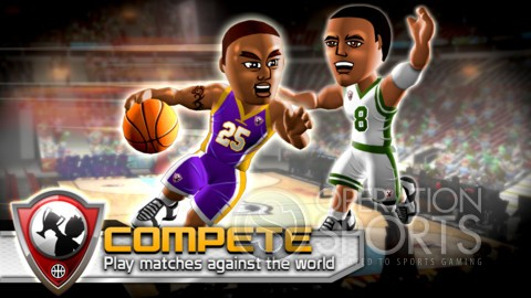 Big Win Basketball Screenshot #5 for iOS