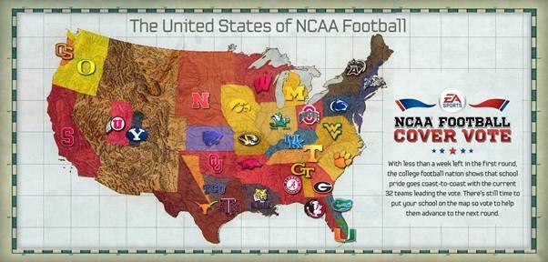 NCAA Football 14 Screenshot #2 for Xbox 360