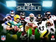 NFL Shuffle screenshot #2 for iOS - Click to view