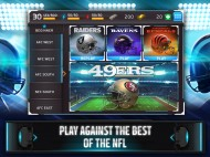 NFL Shuffle screenshot #3 for iOS - Click to view