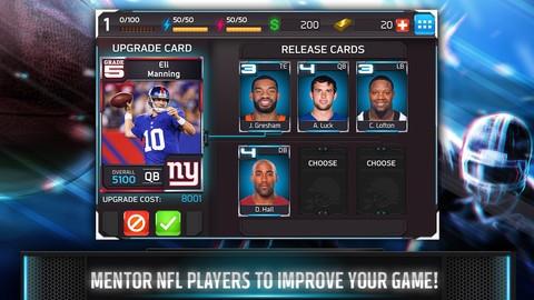 NFL Shuffle Screenshot #4 for iOS