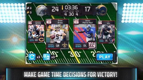 NFL Shuffle Screenshot #5 for iOS