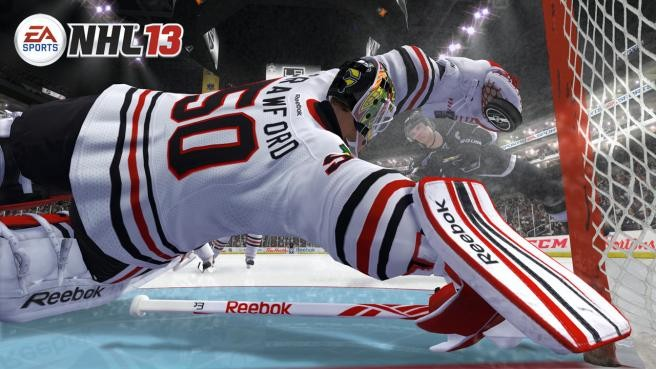 NHL 13 Screenshot #218 for Xbox 360