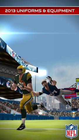 NFL Quarterback 13 Screenshot #1 for iOS