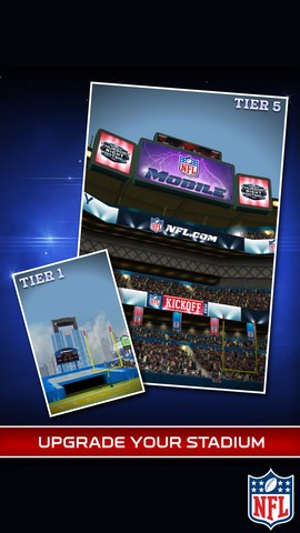 NFL Quarterback 13 Screenshot #3 for iOS