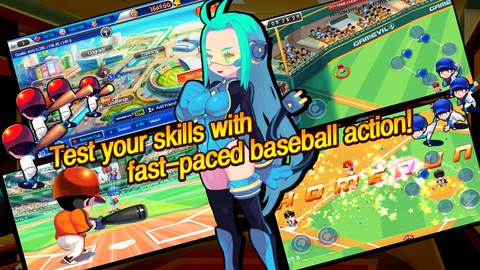 Baseball Superstars 2013 Screenshot #3 for iOS