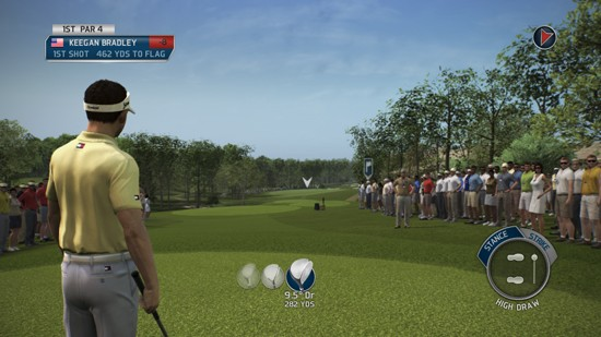 Tiger Woods PGA TOUR 14 Screenshot #57 for Xbox 360