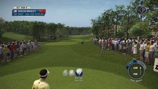 Tiger Woods PGA TOUR 14 Screenshot #58 for Xbox 360